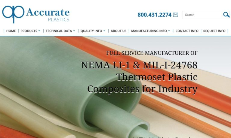 Accurate Plastics, Inc.