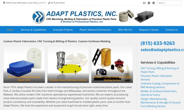 Adapt Plastics®, Inc.