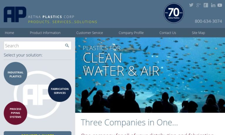 Aetna Plastics Corporation