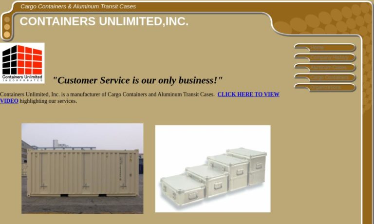 Containers Unlimited, Inc.