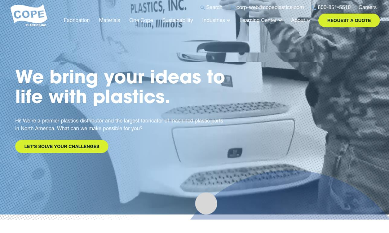 Cope Plastics, Inc.