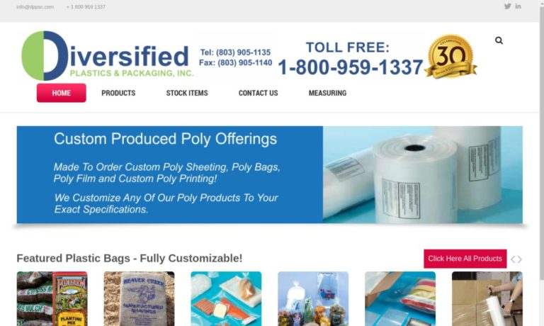 Diversified Plastics & Packaging, Inc.
