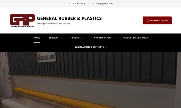 General Rubber & Plastic