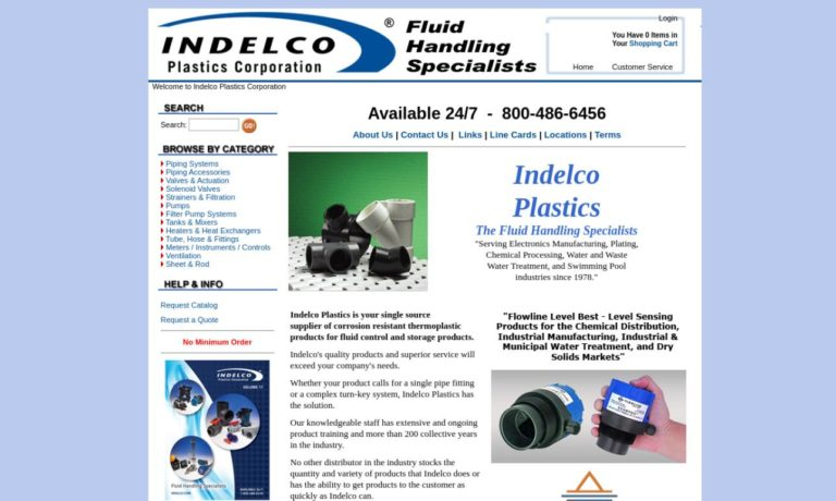 Indelco Plastics Corporation