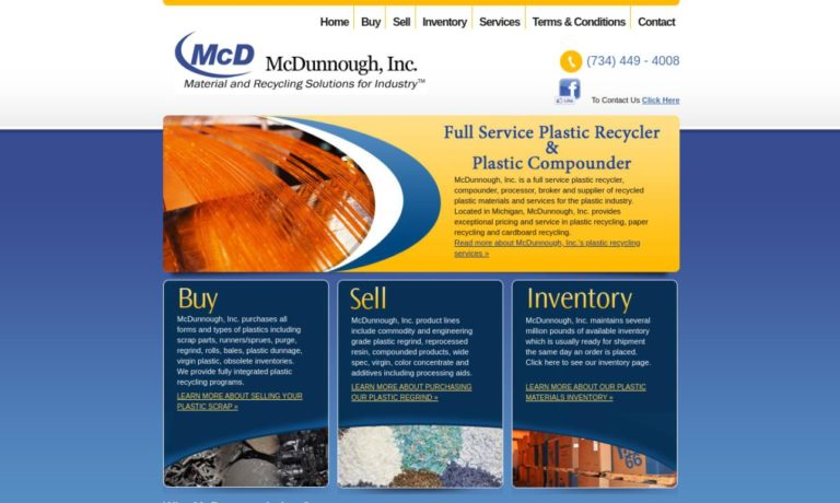 McDunnough, Inc.