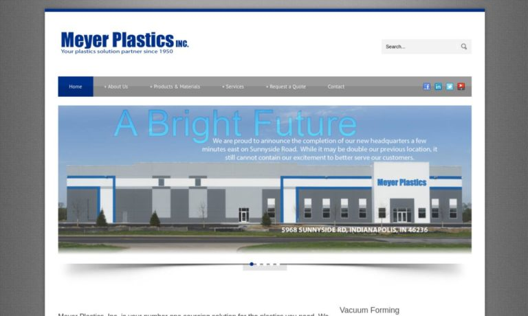 Meyer Plastics, Inc.