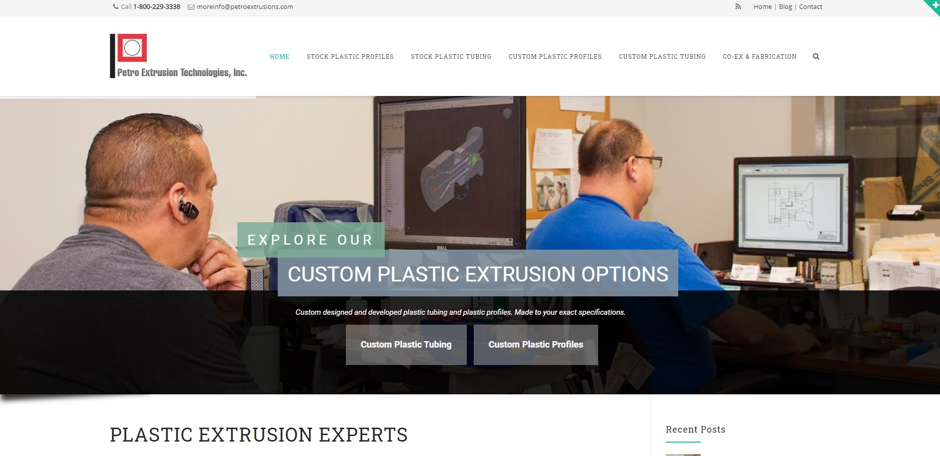 Petro Extrusion Technologies, Inc.