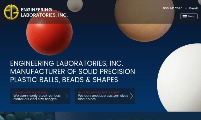 Engineering Laboratories, Inc.
