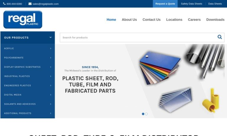 Regal Plastic Supply Company