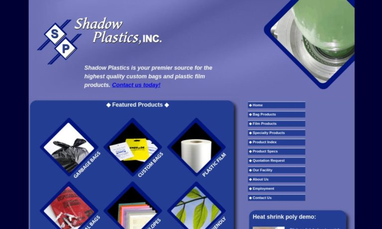 Shadow Plastics, Inc.