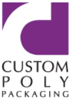 Custom Poly Packaging Logo